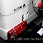 Mercedes G 500 Rock Edition badge at Guangzhou Auto Show 2014
