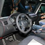 Mercedes G 500 Rock Edition dash at Guangzhou Auto Show 2014