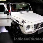 Mercedes G 500 Rock Edition doors open at Guangzhou Auto Show 2014