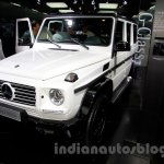 Mercedes G 500 Rock Edition front three quarter at Guangzhou Auto Show 2014