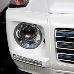 Mercedes G 500 Rock Edition headlamp at Guangzhou Auto Show 2014