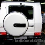 Mercedes G 500 Rock Edition rear at Guangzhou Auto Show 2014