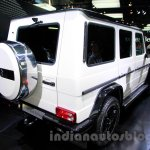 Mercedes G 500 Rock Edition rear right three quarter at Guangzhou Auto Show 2014