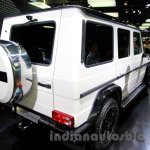 Mercedes G 500 Rock Edition rear three quarter at Guangzhou Auto Show 2014