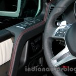 Mercedes G 500 Rock Edition red stitching at Guangzhou Auto Show 2014