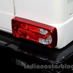 Mercedes G 500 Rock Edition taillight at Guangzhou Auto Show 2014