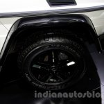 Mercedes G 500 Rock Edition wheel at Guangzhou Auto Show 2014