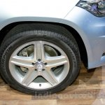 Mercedes GLK 300 4MATIC Luxury Prime Edition AMW wheel at Guangzhou Auto Show 2014