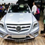 Mercedes GLK 300 4MATIC Luxury Prime Edition front at Guangzhou Auto Show 2014