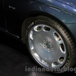 Mercedes-Maybach S600 wheel at the 2014 Guangzhou Auto Show