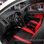 Mitsubishi ASX Silk Edition at 2014 Guangzhou Auto Show front seats