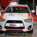 Mitsubishi ASX Silk Edition front at 2014 Guangzhou Auto Show