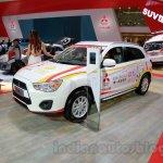 Mitsubishi ASX Silk Edition front quarter at 2014 Guangzhou Auto Show