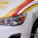 Mitsubishi ASX Silk Edition headlight at 2014 Guangzhou Auto Show