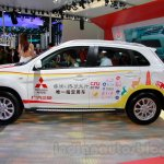 Mitsubishi ASX Silk Edition profile at 2014 Guangzhou Auto Show