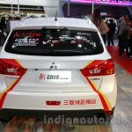 Mitsubishi ASX Silk Edition rear at 2014 Guangzhou Auto Show
