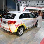 Mitsubishi ASX Silk Edition rear quarter at 2014 Guangzhou Auto Show