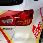 Mitsubishi ASX Silk Edition taillight at 2014 Guangzhou Auto Show