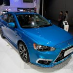 Mitsubishi Lancer Future front quarter at 2014 Guangzhou Auto Show