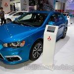 Mitsubishi Lancer Future front quarters at 2014 Guangzhou Auto Show