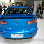 Mitsubishi Lancer Future rear at 2014 Guangzhou Auto Show