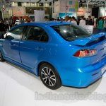 Mitsubishi Lancer Future rear quarter at 2014 Guangzhou Auto Show