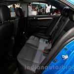 Mitsubishi Lancer Future rear seat at 2014 Guangzhou Auto Show
