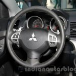 Mitsubishi Lancer Future steering at 2014 Guangzhou Auto Show