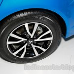 Mitsubishi Lancer Future wheel at 2014 Guangzhou Auto Show