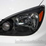 Mitsubishi Lancer S-Design headlight at 2014 Guangzhou Auto Show