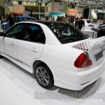 Mitsubishi Lancer S-Design rear quarters at 2014 Guangzhou Auto Show