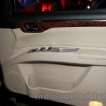 Mitsubishi Pajero Sport AT door pocket at the Indian launch