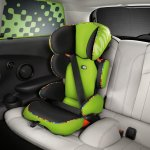 New Mini Cooper S with John Cooper Works package Junior seat