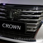 New Toyota Crown grille at the 2014 Guangzhou Auto Show