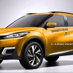 Nissan Kicks render
