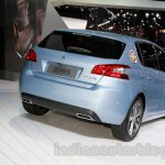 Peugeot 308S rear at 2014 Guangzhou Auto Show