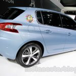Peugeot 308S rear quarters at 2014 Guangzhou Auto Show
