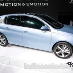 Peugeot 308S side at 2014 Guangzhou Auto Show
