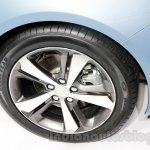 Peugeot 308S wheel at 2014 Guangzhou Auto Show