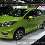 Proton Iriz at the 2014 Thailand International Motor Expo