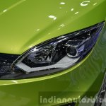 Proton Iriz headlight at the 2014 Thailand International Motor Expo