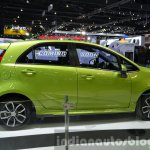 Proton Iriz side at the 2014 Thailand International Motor Expo