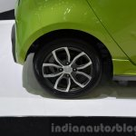 Proton Iriz wheel at the 2014 Thailand International Motor Expo