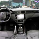 Qoros 3 City SUV interior at the 2014 Guangzhou Auto Show