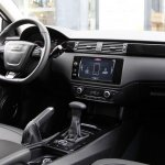 Qoros 3 City SUV interior