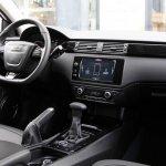 Qoros 3 City SUV interior