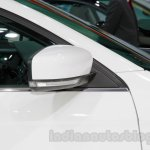 Qoros 3 City SUV wing mirrors at the 2014 Guangzhou Auto Show