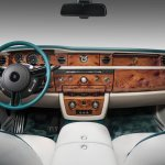 ROLLS-ROYCE MAHARAJA PHANTOM DROPHEAD COUPÉ dashboard