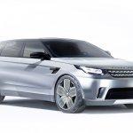 Range Rover EV rendering