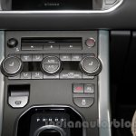 Range Rover Evoque Able center cluster at 2014 Guangzhou Auto Show